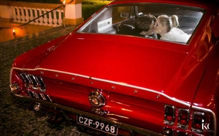 MUSTANG FAST BACK 1968 - Locação de Carros Antigos para Casamento Curitiba